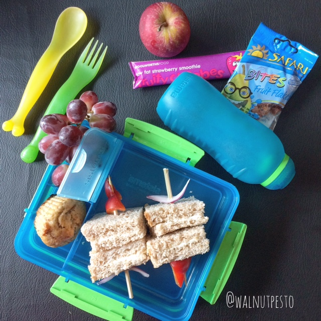 School Lunchbox Ideas for 2016