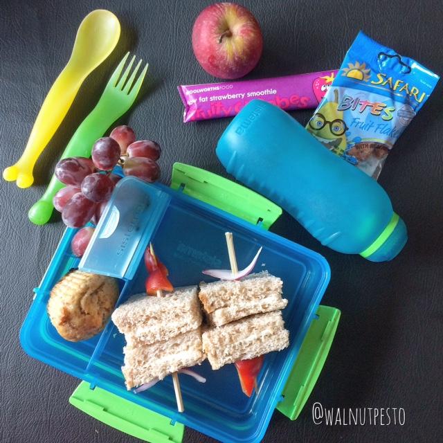 School Lunchbox Ideas for 2016
