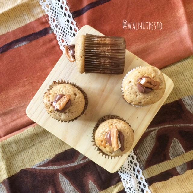 Coffee and Cardamom Cakes